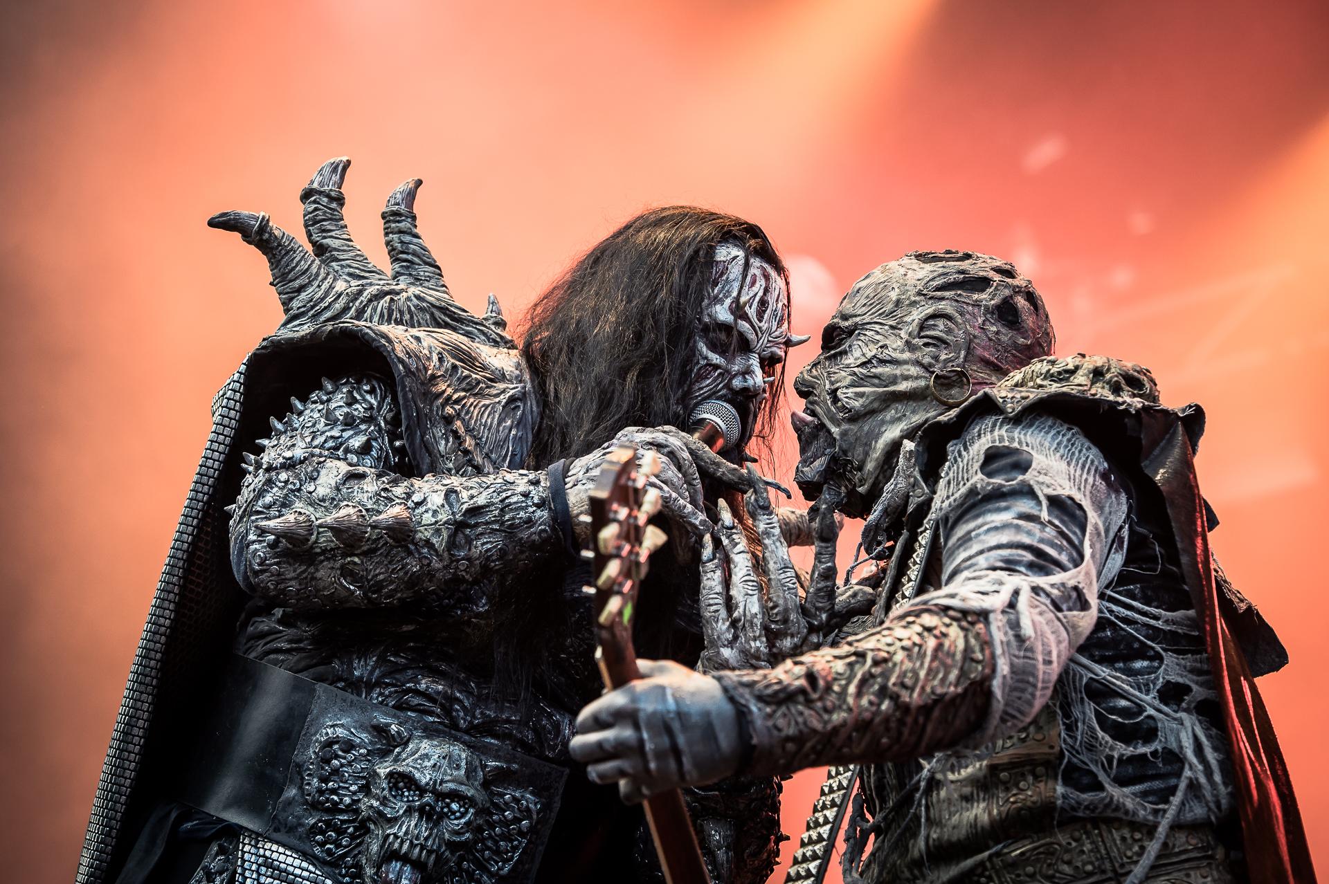 Lordi – Skogsröjet 2013