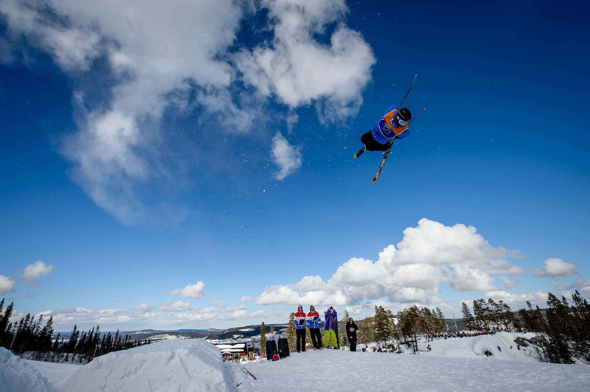 Klövjsö Big Air 2013