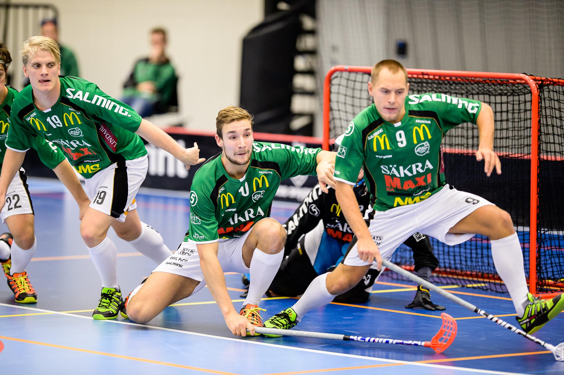 Lillån IBK – Karlstad IBF 4-5