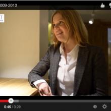Intervjuer kring projektet ESF Jämt