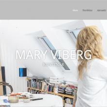 Hemsida Maryviberg.se